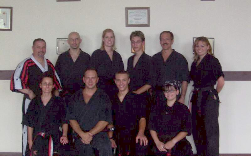 Black Belt Team